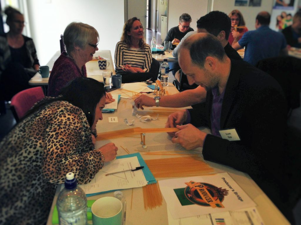 Team Building Activities - Sydney - Breakthrough Corporate Training