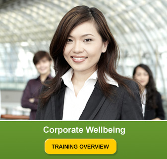 corporatewellbeing training overview