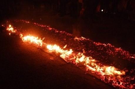 firewalking and board breaking in sydney australia and international