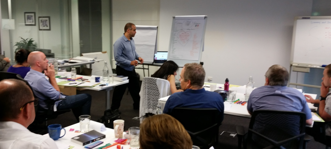 Corporate Training Sydney