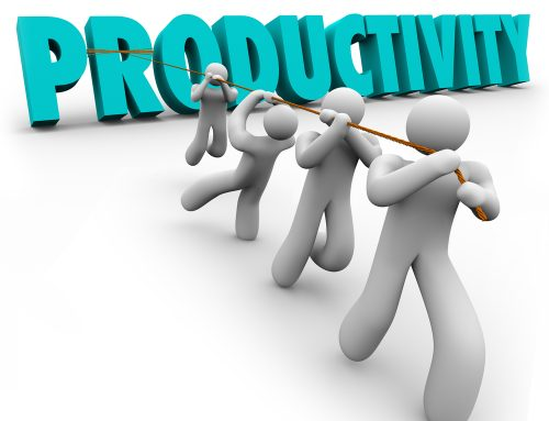 Becoming a More Productive Employee