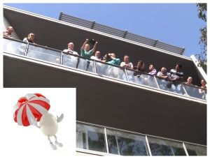 The Egg Drop Team Building Challenge