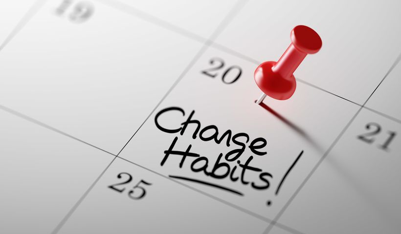 Change habit - Quit Smoking
