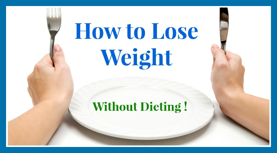 Lose Weight Without Diets