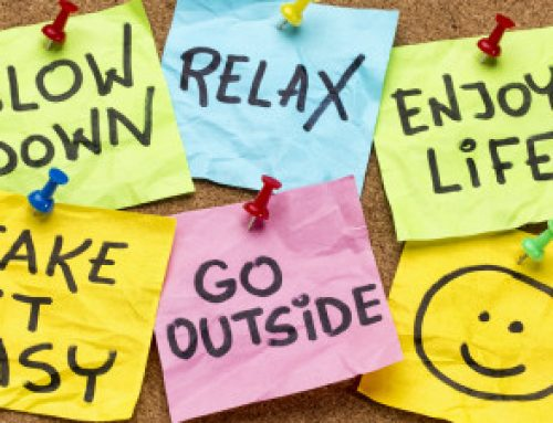 Reduce Stress by Accessing the Power of Your Core Values
