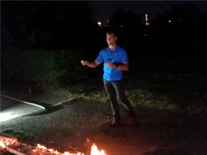 Getting Firewalking Experience