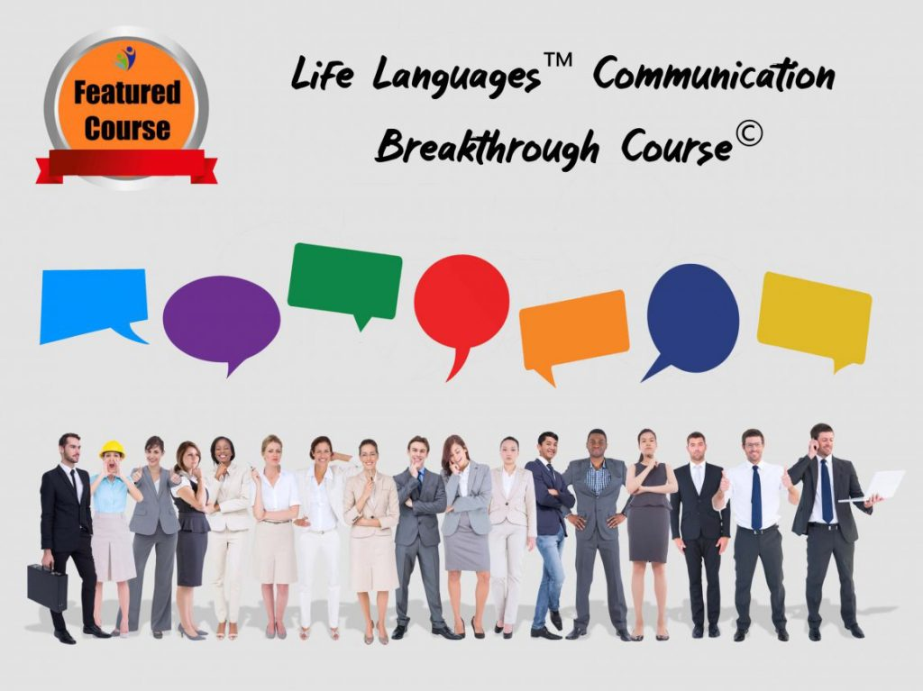 Our Featured Course - 7 Life Languages™
